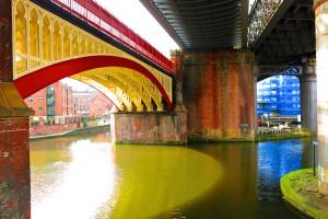 Castlefield Bridges