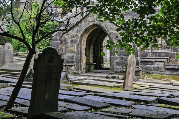 Heptonstall Old Churchyard