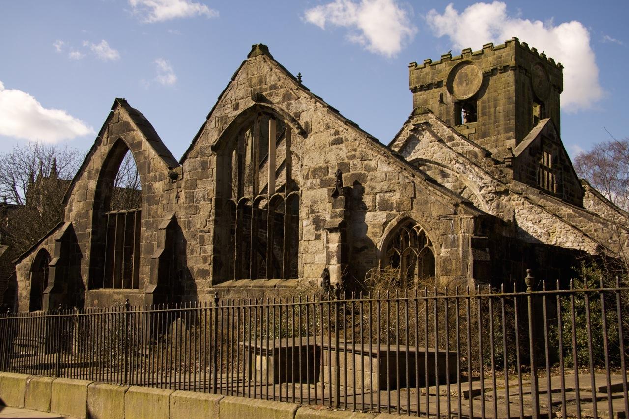 Church from Old Grammar School