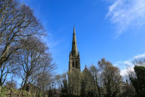 St Peter's Cathedral, Lancaster