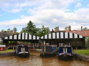 Worsley dry dock