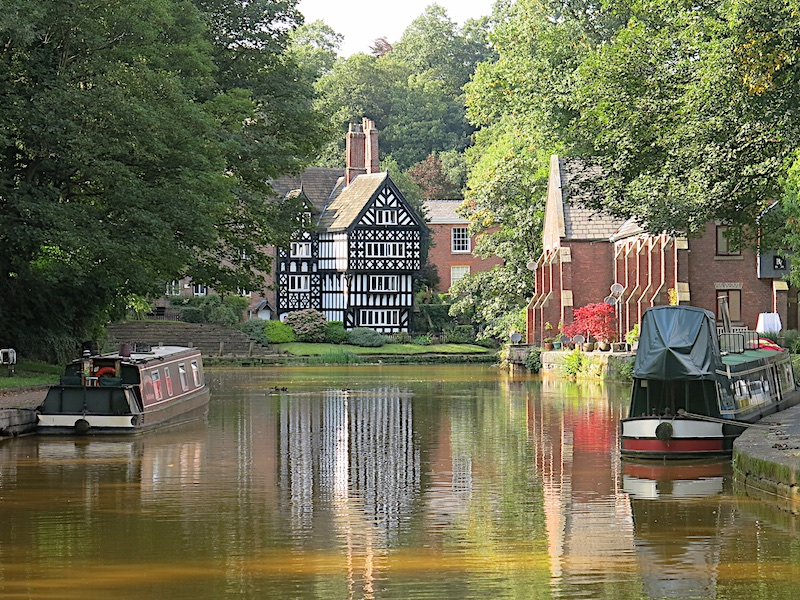 The Canal Worsley