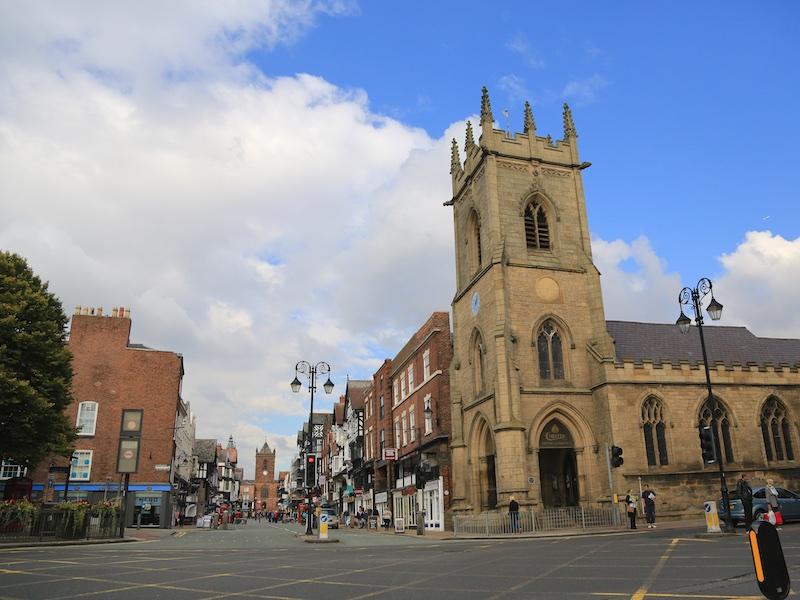 Across Grosvenor Street