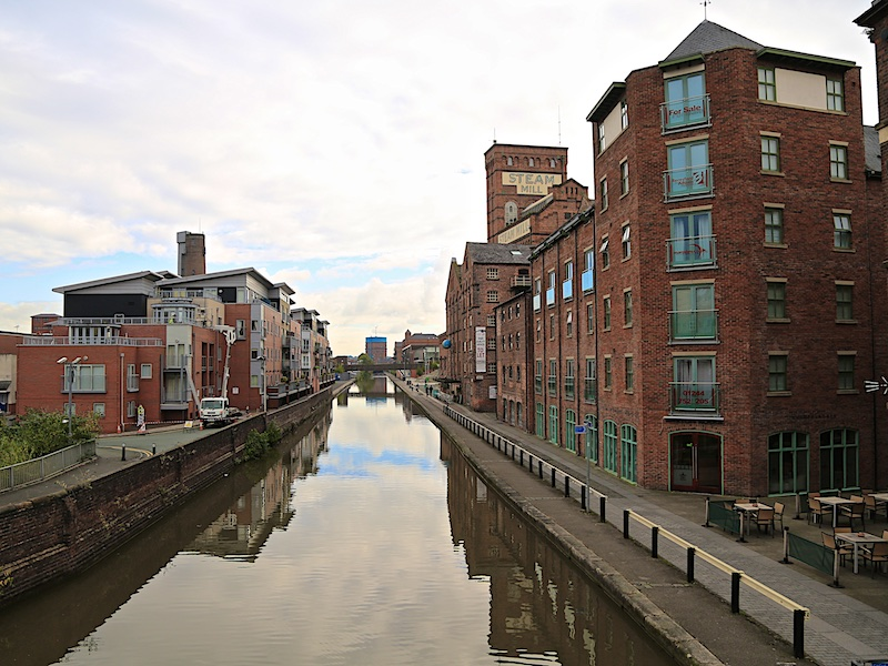 The Chester Canal