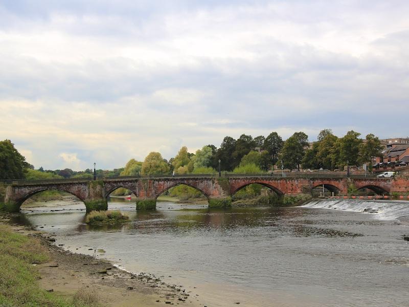 Old Dee Bridge