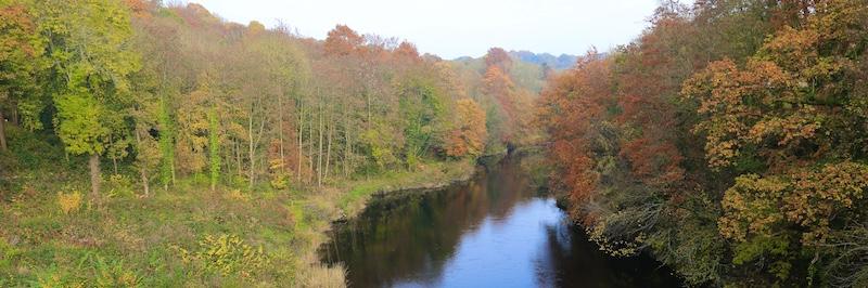 Pontcysyllte River Dee