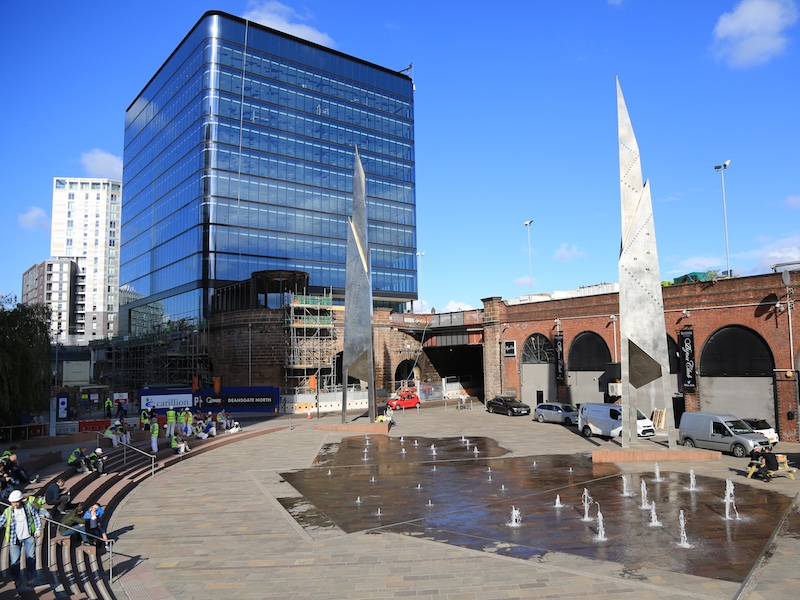 Greengate Square
