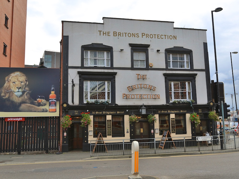 The Britons Protection