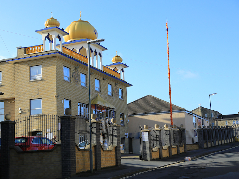 Sikh Temple, Prospect Street