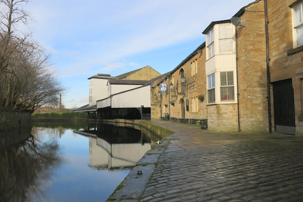 Burnley Wharf