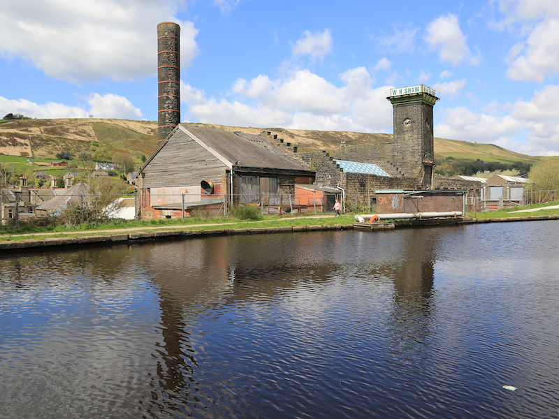 Canalside mills