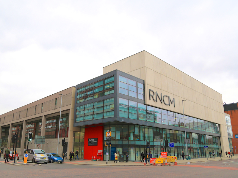 Manchester UUniversity Owens Buildings