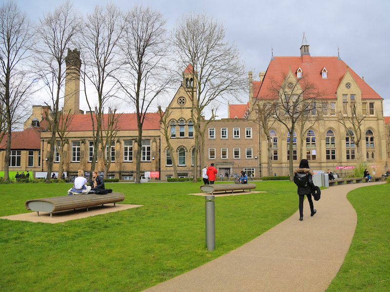 Towards Old Quadrangle