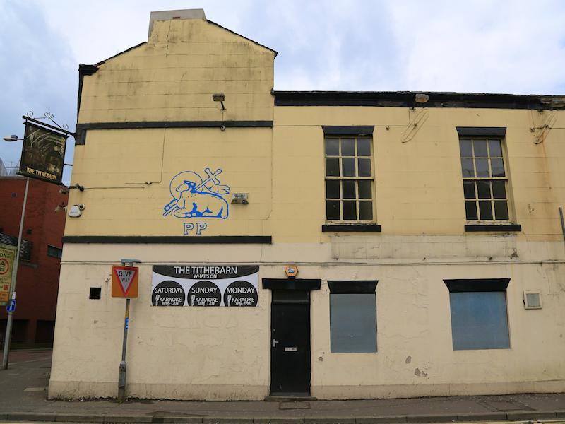 Tithebarn Pub