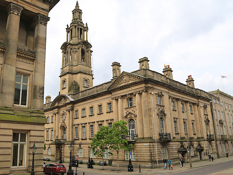 County Sessions Hall, from Lancaster Road