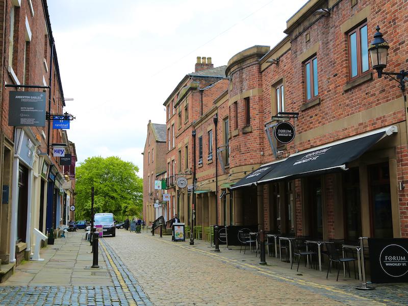 Winckley Street