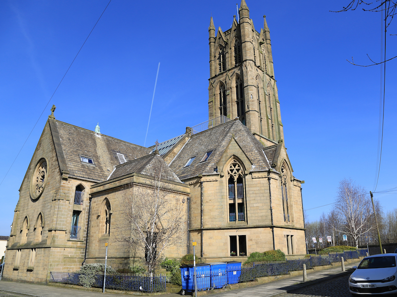 Former St Marks Church