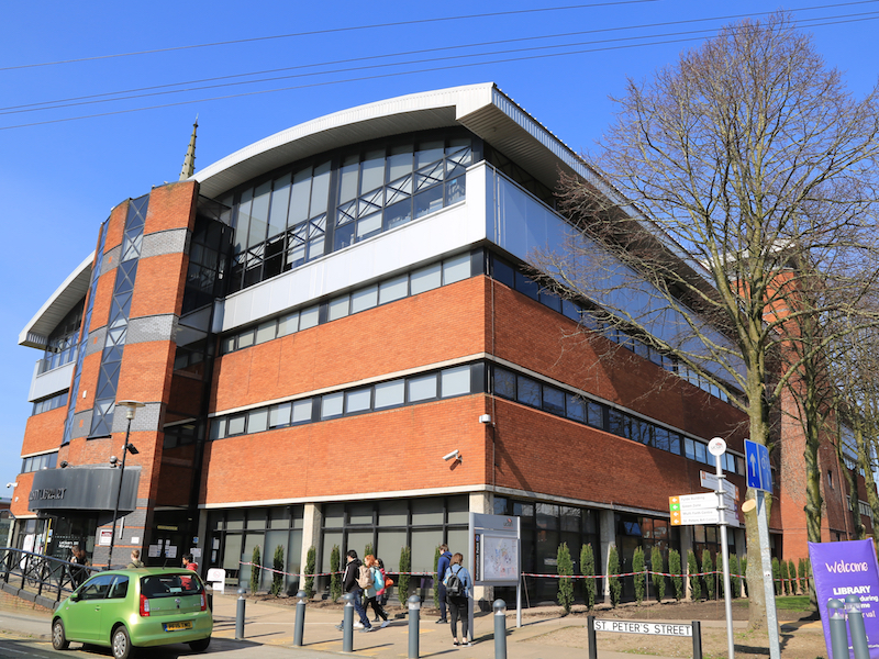UCLAN Library