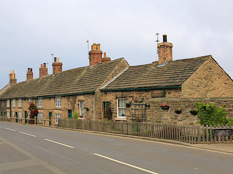 Wentworth cottages