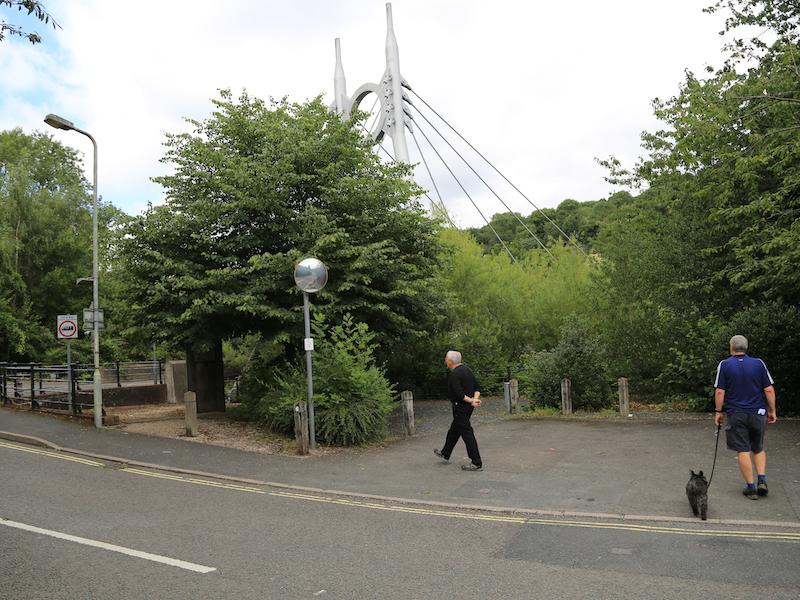 Jackfield Bridge
