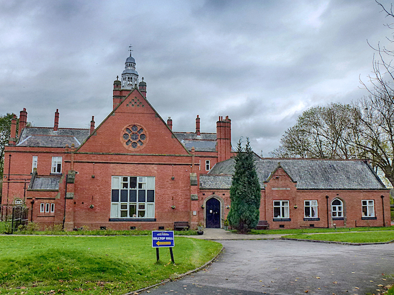 Pendlebury Hall