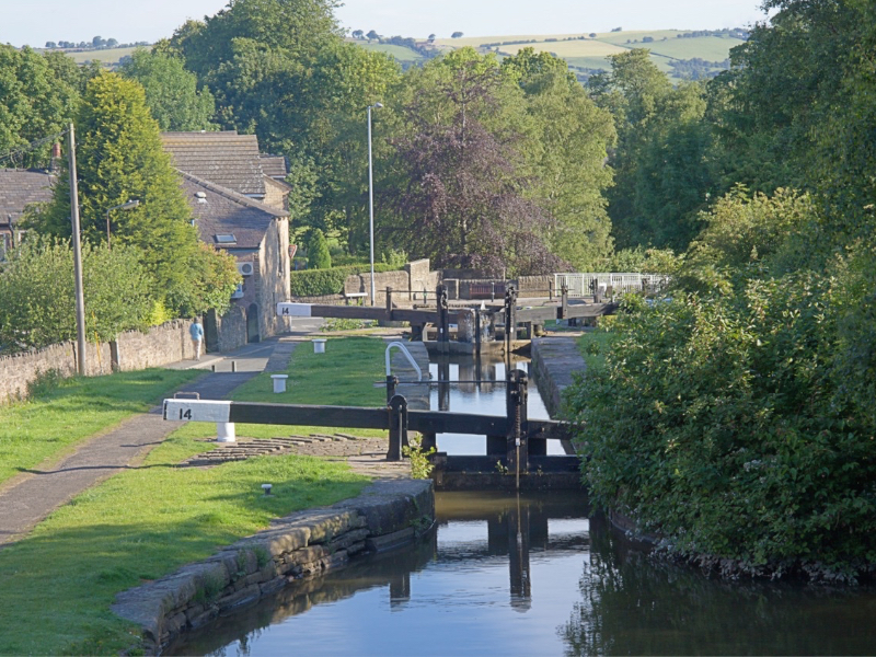 Marple locks