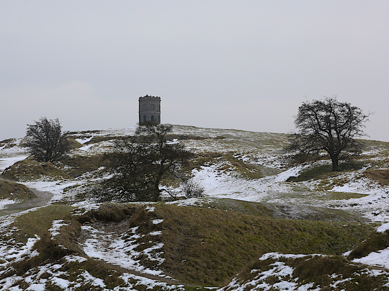cross fields to Temple