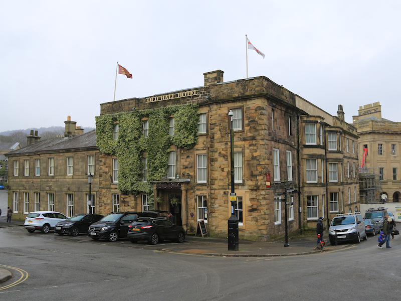 Old Hall Hotel
