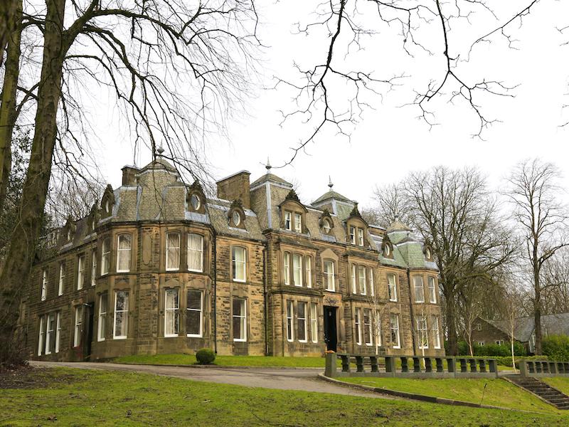 Corbar Hall