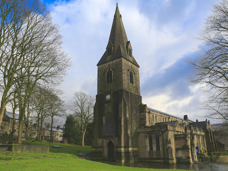 Glossop Parish Church