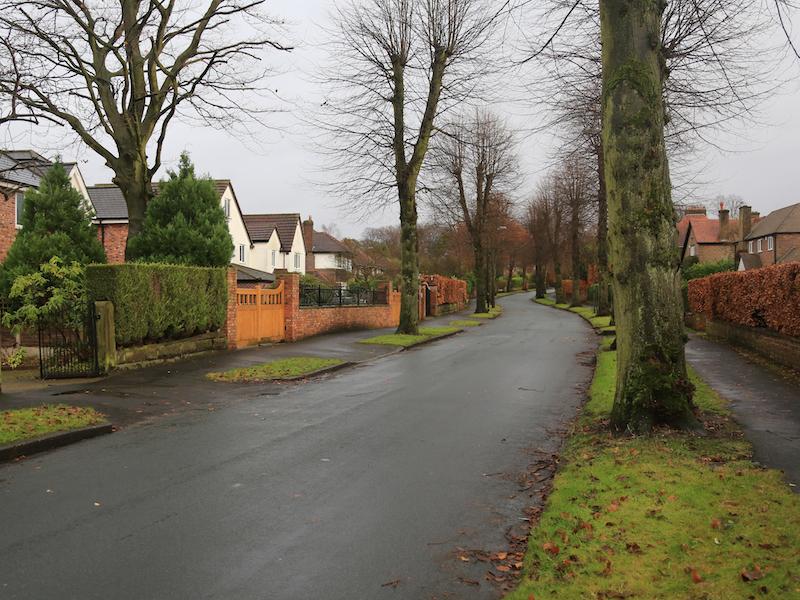 Wainwright Road