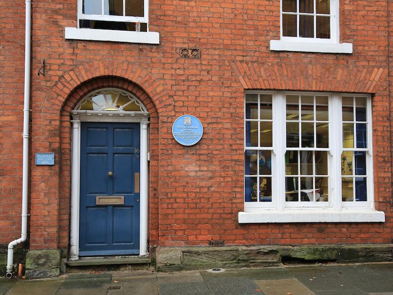 Helen Allingham's House