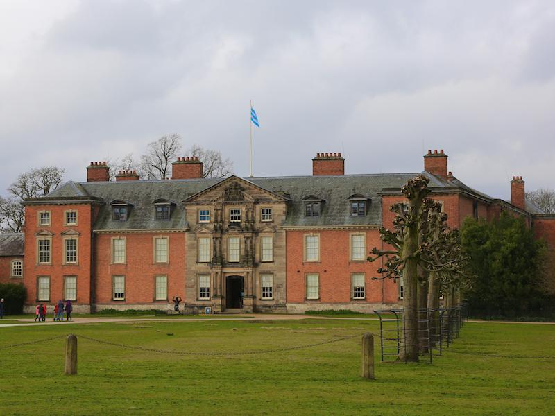 Dunham Massey Hall