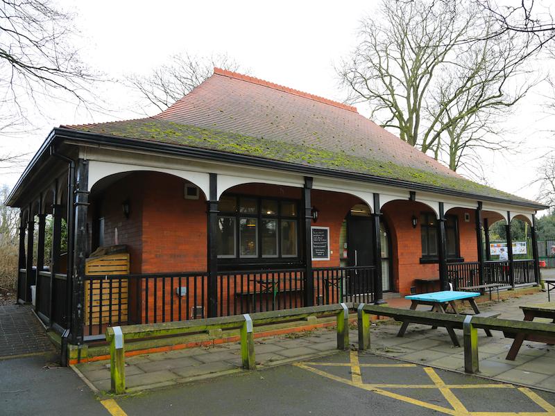 Longford Park Cafe