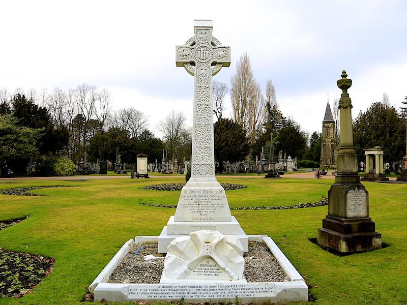 Sir John Alcock Memorial