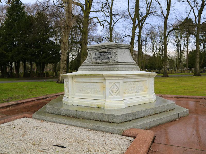 John Rylands memorial