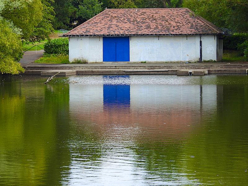 Small lake