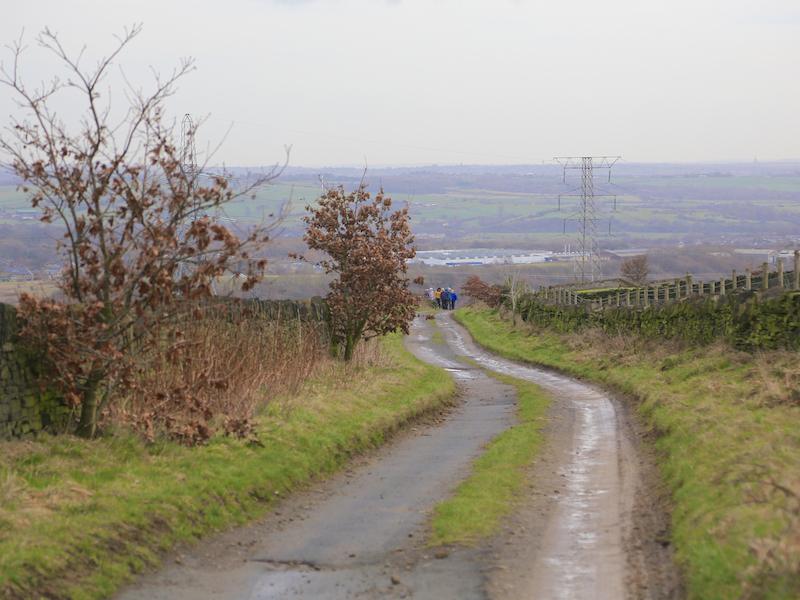 Barrowclough Lane
