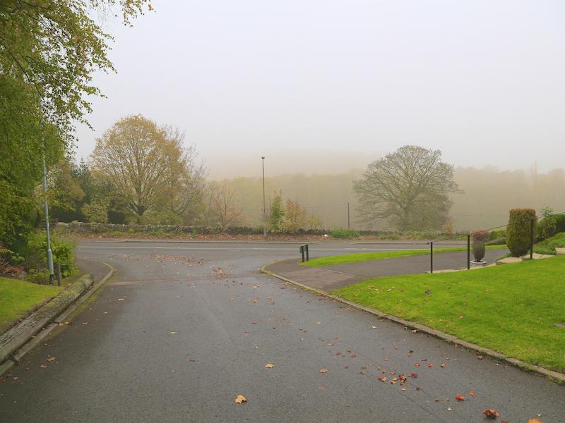 Junction Shibden Hall Road