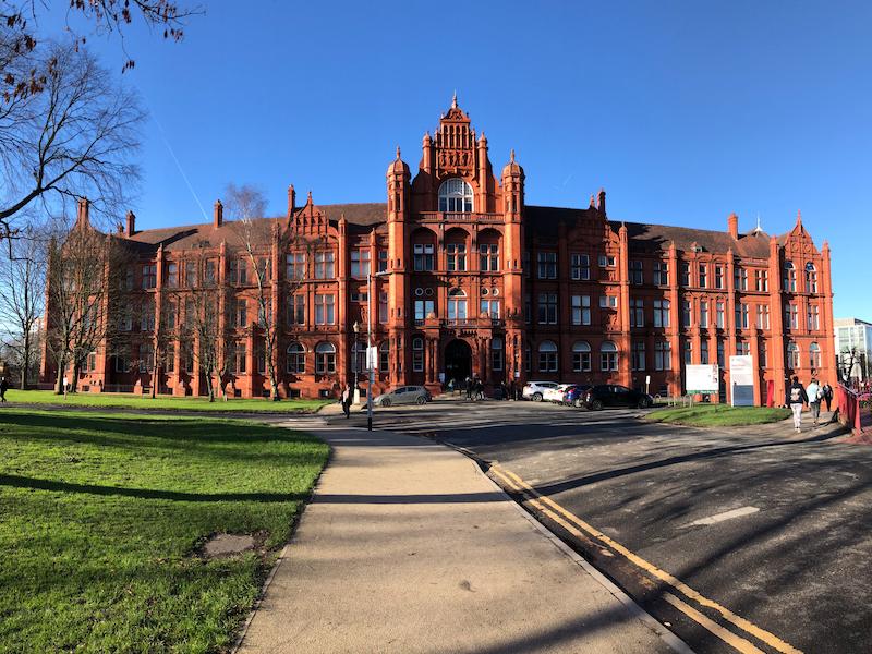 Peel Building